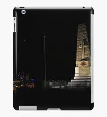 Lunar Eclipse - Perth, Western Australia iPad Case/Skin