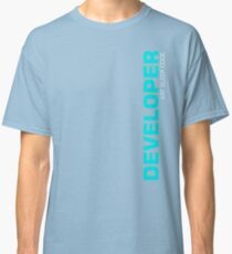 Eat Sleep Code Repeat Developer Programmer Classic T-Shirt