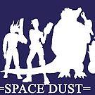 space dust by RavensLanding