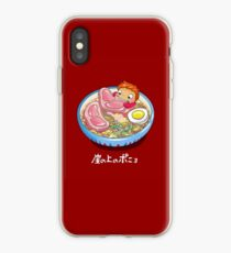 ponyo iphone case iPhone Case