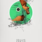 Prayer by Frank  Moth