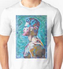 Naughty Boy - Aqua Man by Riccoboni T-Shirt
