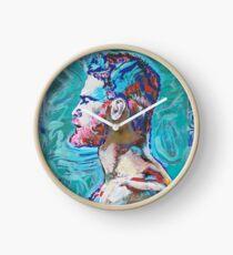 Naughty Boy - Aqua Man by Riccoboni Clock