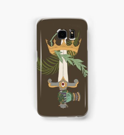 Ace of Swords Samsung Galaxy Case/Skin