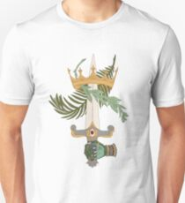 Ace of Swords Unisex T-Shirt