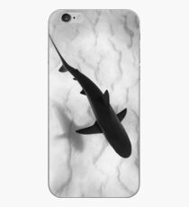 Haifisch in der Silhouette iPhone-Hülle & Cover
