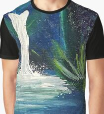 The Fountain of Youth Graphic T-Shirt
