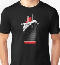 Queen Mary Art Deco T-Shirt