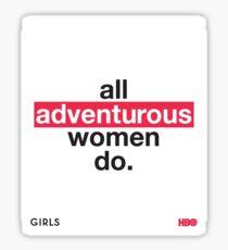 girls Sticker