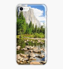 Yosemite national park. California. USA. iPhone Case/Skin