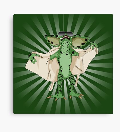 Flasher2 Canvas Print
