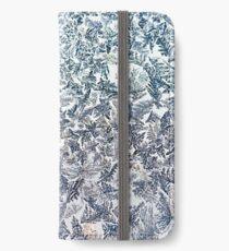escher ice iPhone Wallet/Case/Skin