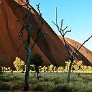 Uluru by Linda Sparks