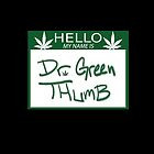 Dr. Green Thumb by Hek B