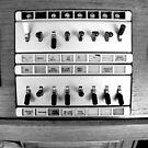 Telephone Switchboard, Royal Yacht Britannia by Robert Steadman