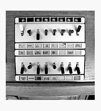 Telephone Switchboard, Royal Yacht Britannia Photographic Print
