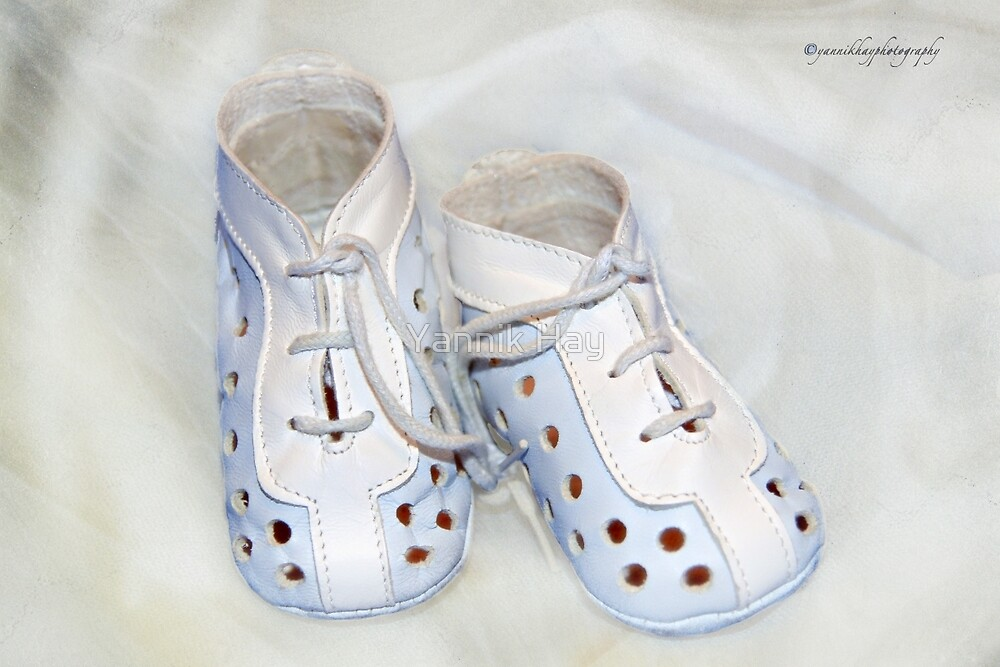 My Boys Baby Shoes by Yannik Hay