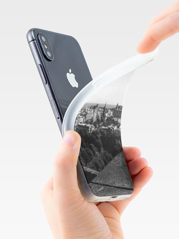 Alternate view of Edinburgh   iPhone Case & Cover