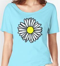Daisy and Daisies Women's Relaxed Fit T-Shirt