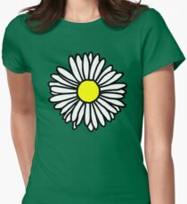 Daisy and Daisies Women's Fitted T-Shirt