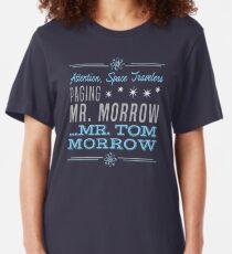 Paging Mr. Morrow Slim Fit T-Shirt