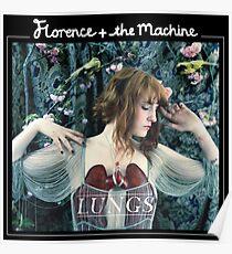 Florenz + die Maschinentour 2016-2017 Poster