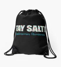 Stay Salty Drawstring Bag