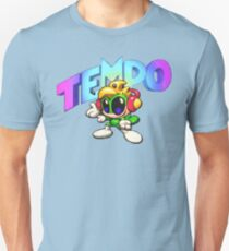 Tempo (32X Title Screen) Unisex T-Shirt