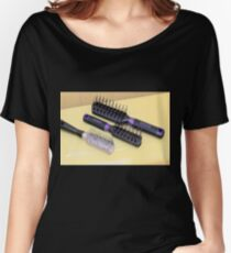 The Brush Off Women's Relaxed Fit T-Shirt
