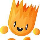 Flaming Flame by swiftyspade