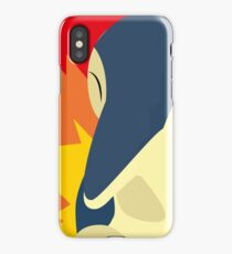 Cyndaquil - 2nd Gen iPhone Case/Skin