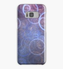 Circle Stencils Samsung Galaxy Case/Skin