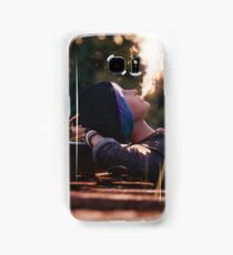 'Just Daydreaming' : Chloe from Life is Strange rendered by Bertsz Samsung Galaxy Case/Skin