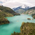 Diablo Lake by algill