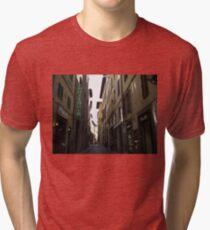 Florence Street Scene Tri-blend T-Shirt