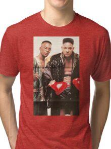 Will & Jazz - Fresh Prince of Bel-Air Tri-blend T-Shirt