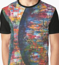 Planetary Potency: an activated Inner Power Painting Graphic T-Shirt