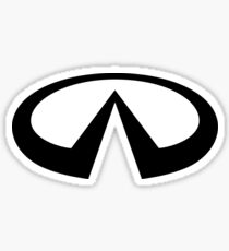 Infiniti logo Sticker
