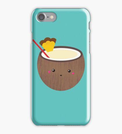 pina colada iPhone Case/Skin