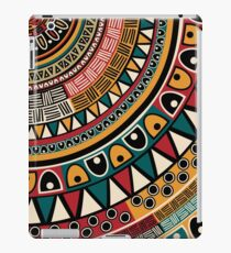 Tribal ethnic background iPad Case/Skin