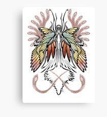 Mab the Queen of Fey (Monarch) Canvas Print