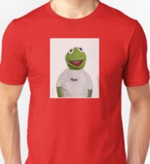 "Supreme Kermit ""Hype"" Box Logo T-Shirt"
