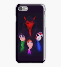 Assassins Squad iPhone Case/Skin