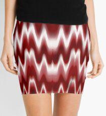 CandCane Flame Mini Skirt