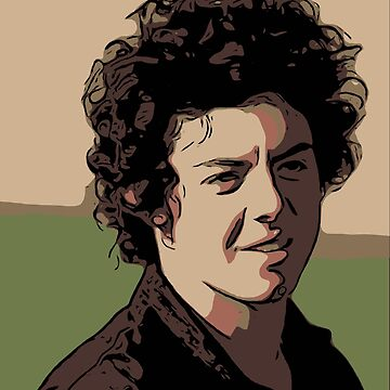 Old School Rory McIlroy Fro by Andrewkgolf