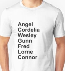 Angel Cast T-Shirt