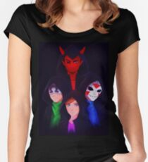 Assassins Squad Women's Fitted Scoop T-Shirt