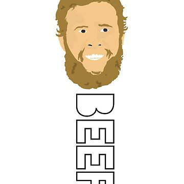"Tour Golfer Andrew ""Beef"" Johnston Head by Andrewkgolf"