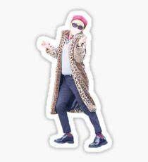 sugar daddy tae Sticker
