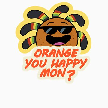 Rasta Orange by TheMysteryShack